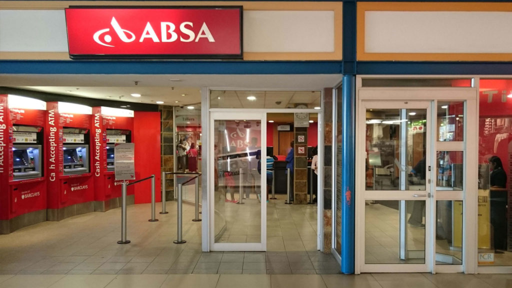 Absa forex contact number